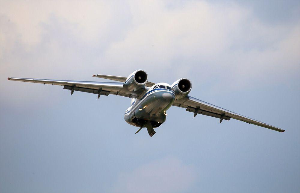 В ДР Конго разбился самолет Ан-72 среди погибших есть россияне
